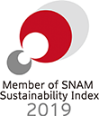 member of snam sustainability index 2019