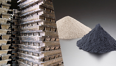 Raw materials / Resources / Recycling